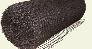 Армирующая сетка из базальтового волокна